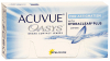 Acuvue Oasys for Astigmatism A:=180 L:=-0,75 R:=8.6 D:=+3,00 контактные линзы 6 шт