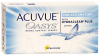 Acuvue Oasys for Astigmatism  A:=150 L:=-1,75 R:=8.6 D:=+1,25 контактные линзы 6шт