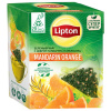 Чай Lipton green tea Mandarin Orange, 20 пакетиков по 1,8г