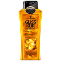 Шампунь Gliss Kur Oil Nutritive 400мл