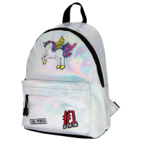 "Рюкзак Berlingo Glam Style ""Unicorn"" 30х24х11см"
